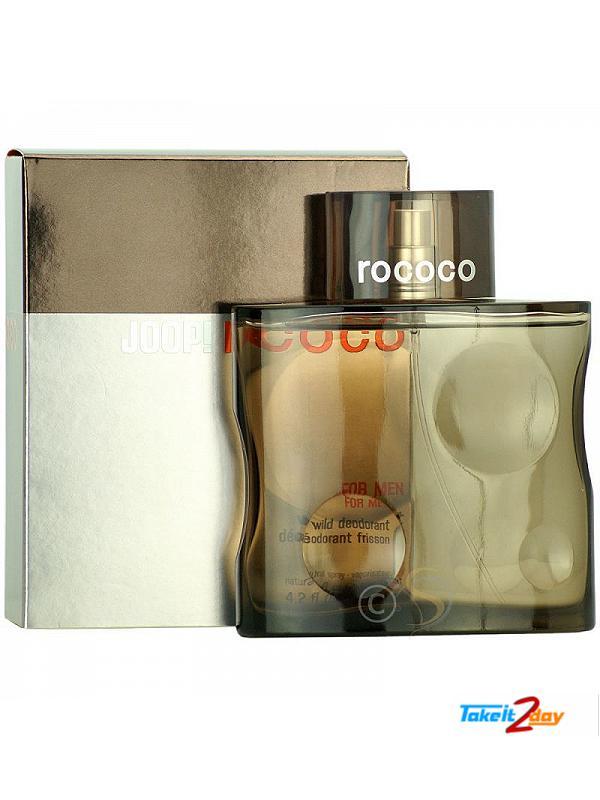 stylistisches Aussehen schön und charmant hochwertiges Design Joop Rococo Perfume For Men 125 ML EDT