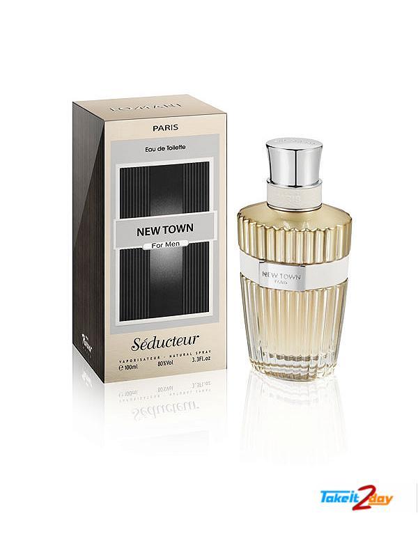 5452e578a173e SOLD OUT Lomani New Town Seducteur Perfume For Men 100 ML EDT (LONETOSE01)