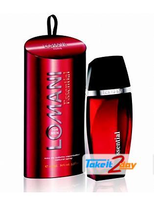 Lomani Essential Perfume For Men 100 ML EDT