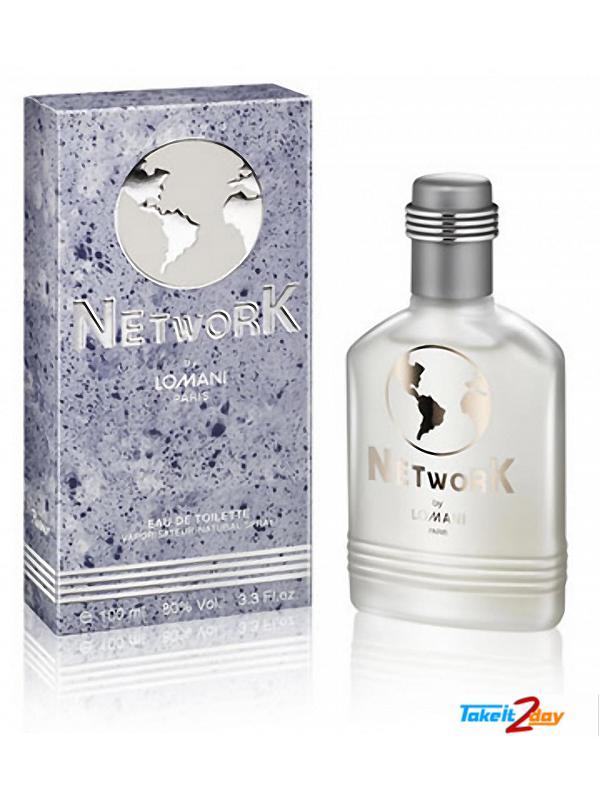 f2cc1667f6901 Lomani Network Perfume For Men 100 ML EDT (LONE01)
