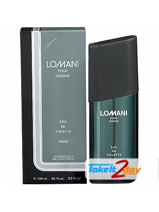 Lomani Pour Homme Perfume For Men 100 ML EDT