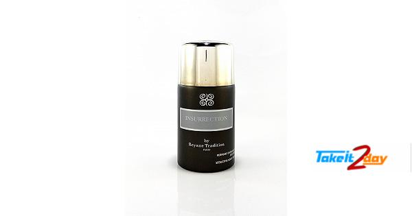 Insurrection By Reyane Tradition Deodorant Body Spray For Men 250 ML