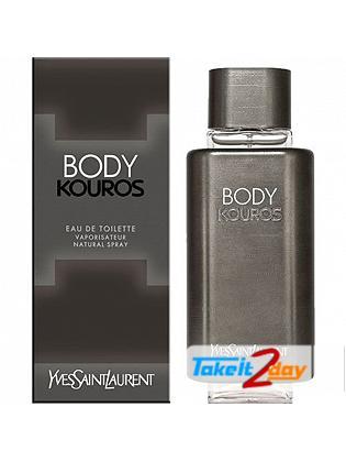 Yves Saint Laurent Kouros Body Cologne 100 ML