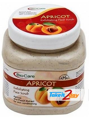 Bio Care Apricot & Peach Scrub