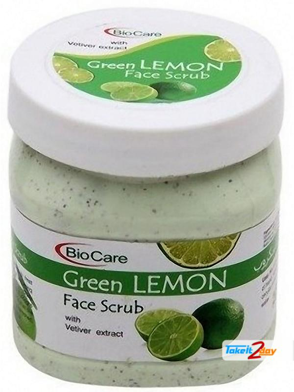 Bio Care Green Lemon Scrub (BC07)