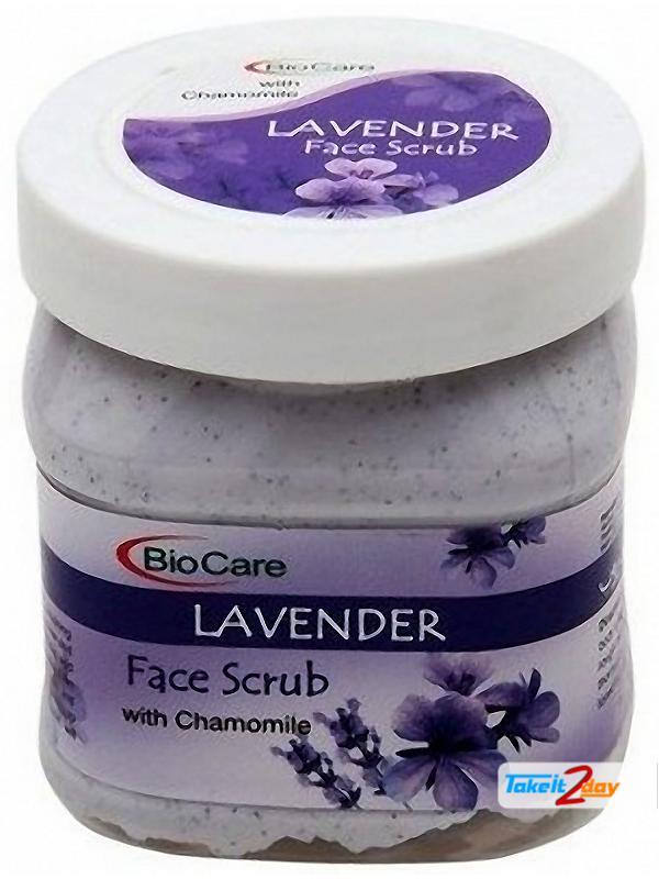 Bio Care Lavender with Chamomile Scrub (BC08)