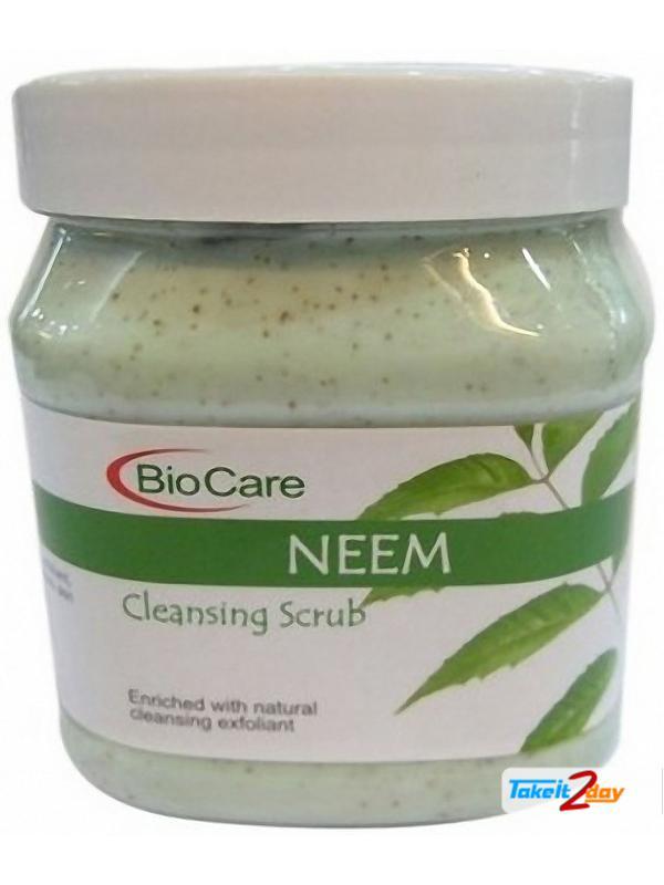 Bio Care Neem Scrub (BC09)
