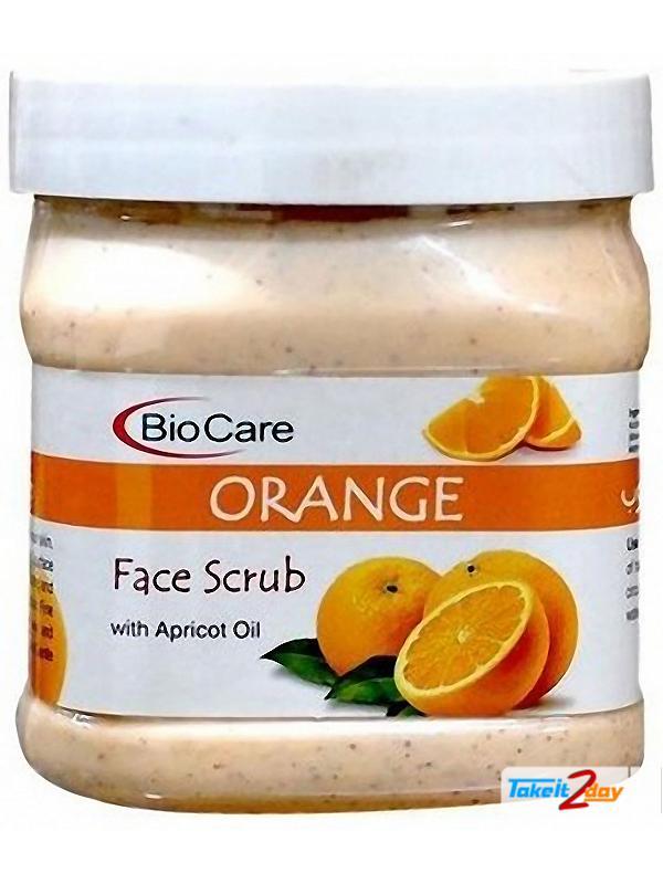 Bio Care Orange Scrub (BC10)
