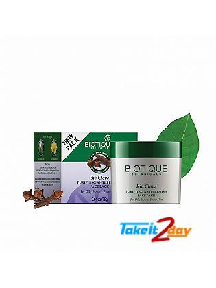 Biotique  Bio Clove PURIFYING ANTI-BLEMISH FACE PACK