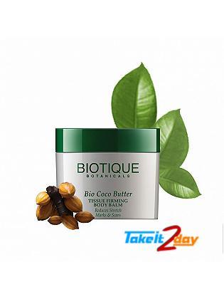 Biotique Bio Coco Butter TISSUE FIRMING BODY BALM