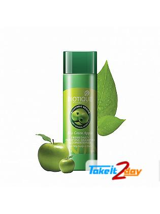 Biotique  Bio Green Apple FRESH DAILY PURIFYING SHAMPOO & CONDITIONER