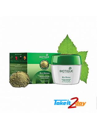 Biotique Bio Henna FRESH POWDER HAIR COLOR