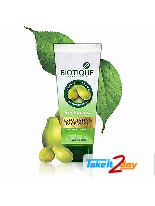 Biotique  Bio Papaya EXFOLIATING FACE WASH