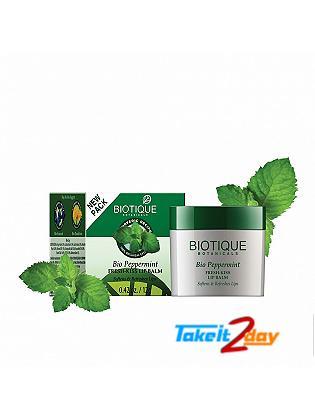 Biotique  Bio Peppermint FRESH-KISS LIP BALM