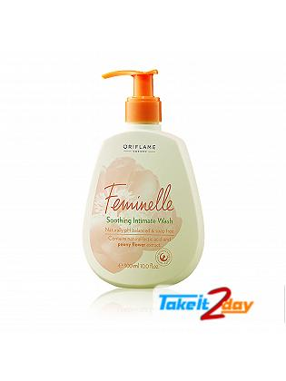 Oriflame Feminelle Soothing Intimate Wash 300 Ml