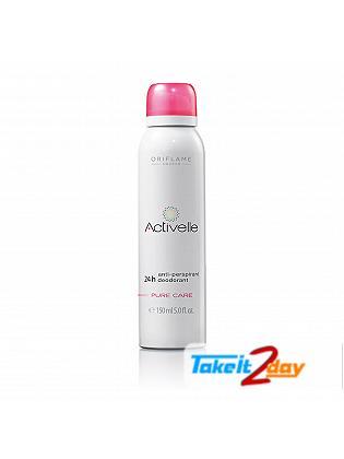 Oriflame Activelle Anti-Perspirant 24h Deodorant Invisible