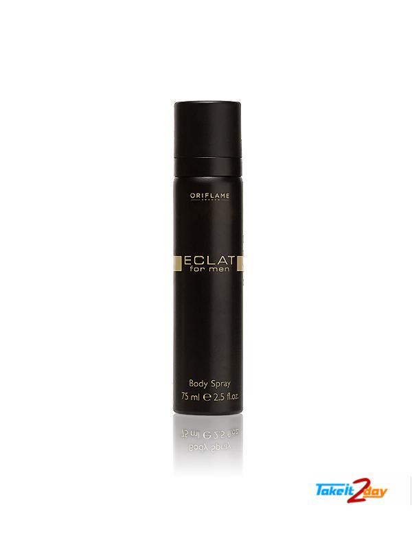 Oriflame Eclat For Men Body Spray 75 Ml Or23564