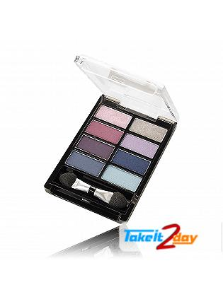 Oriflame Pure Colour Eye Shadow Palette Midnight & Pink 4.8 Gm