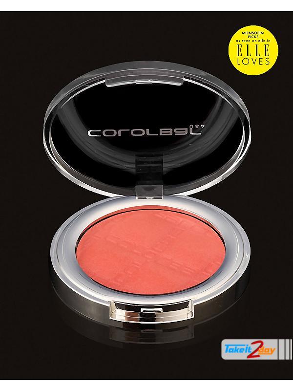 Colorbar USA Cheekillusion Blush New Coral Craving 4 Gm (CO017)