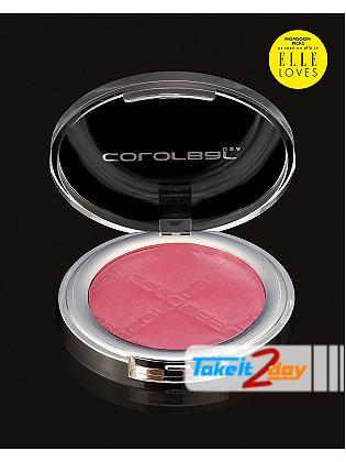 Colorbar USA Cheekillusion Blush New Everything`s Rosy 4 Gm