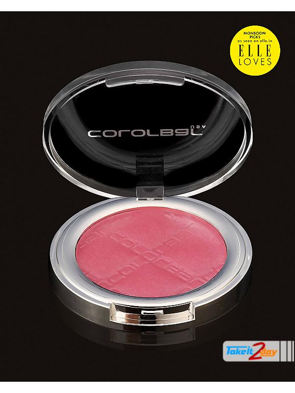 Colorbar USA Cheekillusion Blush New Everything`s Rosy 4 Gm (CO018)