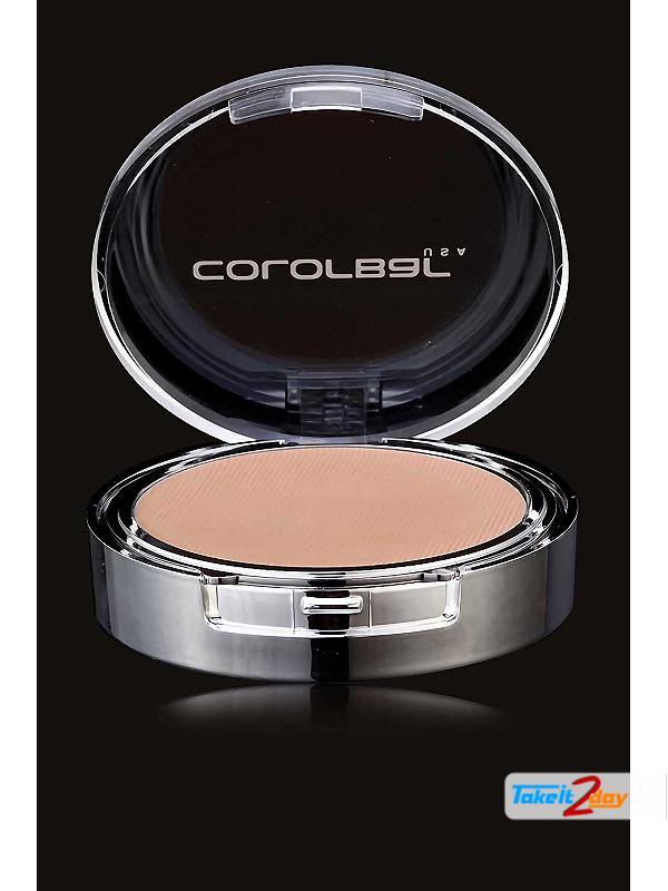 Colorbar USA Triple Effect Makeup Amber 9gm (CO007)