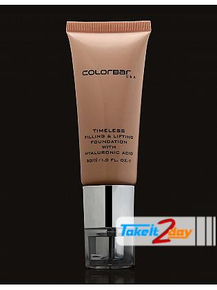 Colorbar USA Timeless Filling And Lifting Foundation Light Linen 30ml