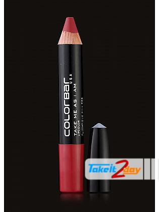 Colorbar USA Take Me As I Am Lipstick Flirtatious Pink 3.94 Gm