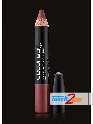 Colorbar USA Take Me As I Am Lipstick Bare Dare Pink 3.94 Gm