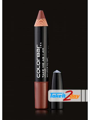 Colorbar USA Take Me As I Am Lipstick Seductive Tan 3.94 Gm