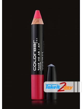 Colorbar USA Take Me As I Am Lipstick Tickle Me Pink 3.94 Gm
