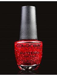 Colorbar USA Glitterati Top Coat Pink Beat 15 Ml