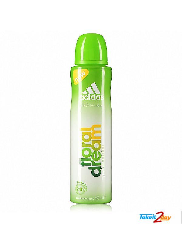 Adidas Floral Dream Deodorant Body Spray For Women 150 ML