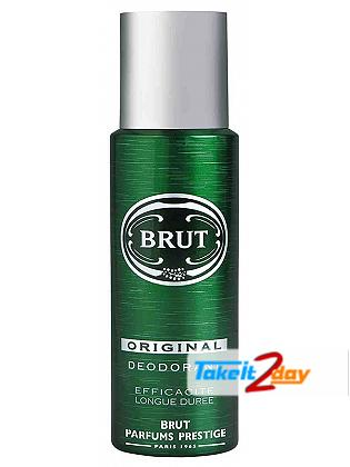 Brut Original Deodorant Body Spray For Men 200 ML