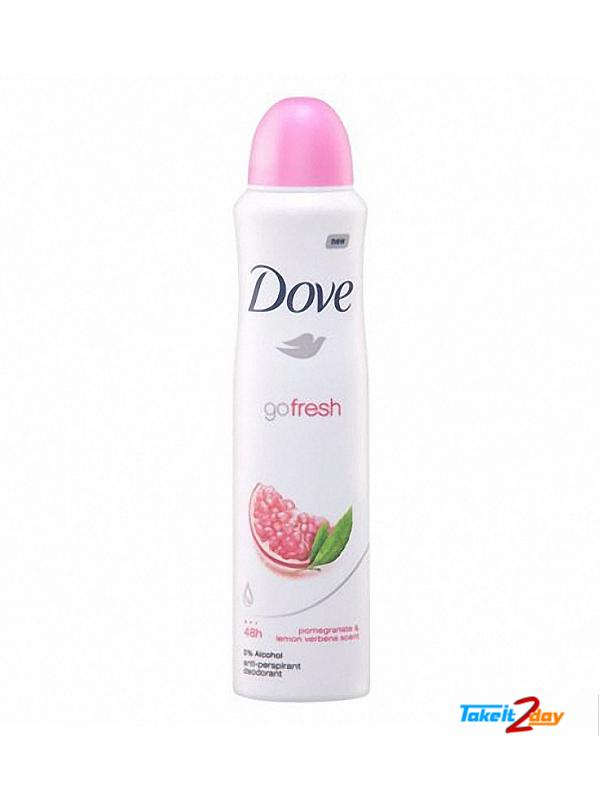 dove deo spray