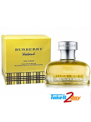 Burberry Weekend Perfume For Women 100 ML EDP