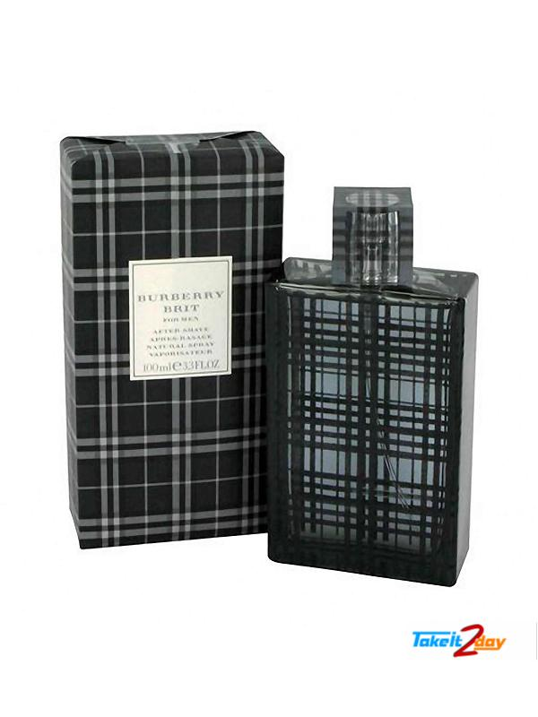 Burberry Brit For Men Perfume For Men 100 ML (BUBR01)