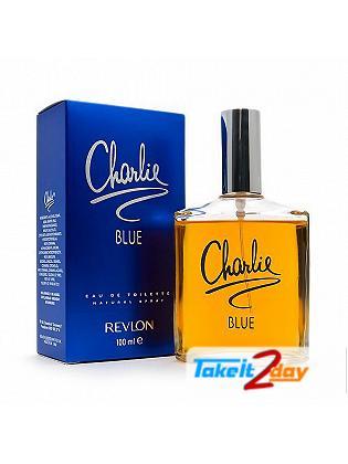 Charlie Blue Perfume For Women By Revlon 100 ML EDT