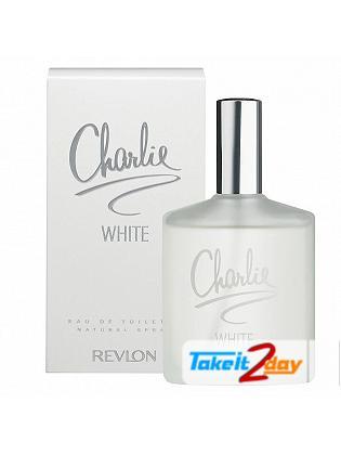 Charlie White Perfume For Women By Revlon 100 ML EDT