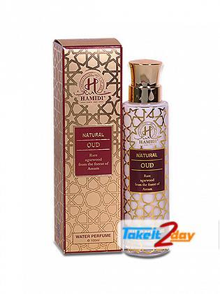 Hamidi Oud & Perfumes Natural Oud Water Perfume For Men And Women 100 ML