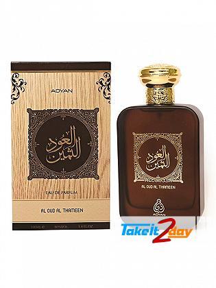 Adyan Al Oud Al Thameen Perfume For Men And Women 100 ML EDP