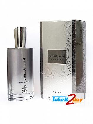 Adyan Layali Al Andalus Perfume For Women 100 ML EDP