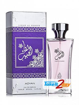 Adyan Liqah Al Habeeb Perfume For Women 100 ML EDP