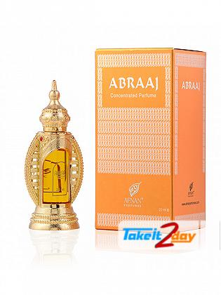 Afnan Abraaj Perfume For Men And Women 20 ML CPO