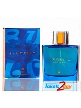 Afnan Bludelic Perfume For Men 100 ML EDP