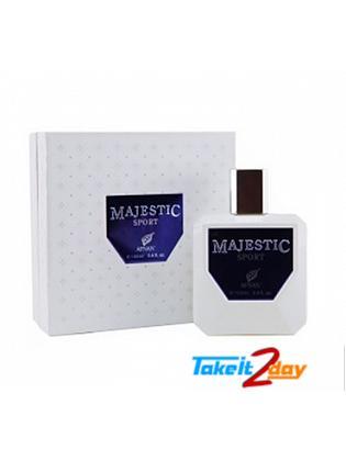 Afnan Majestic Sport Perfume For Men 100 ML EDP