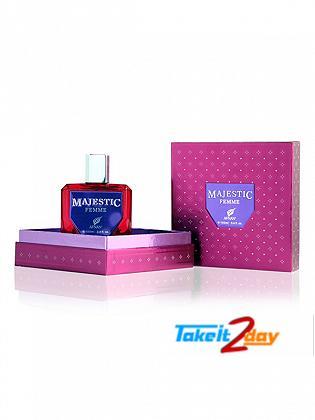 Afnan Majestic Femme Perfume For Women 100 ML EDP