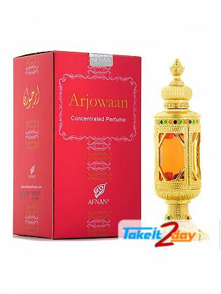 Afnan Arjowan Perfume For Men And Women 20 ML CPO
