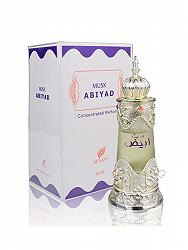 Afnan Musk Abiyad Perfume For Men And Women 20 ML CPO