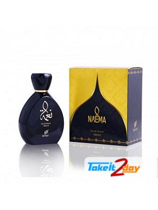 Afnan Naema Black Perfume For Men And Women 100 ML EDP